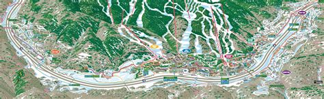 vail map vail town map pictures to pin on pinsdaddy