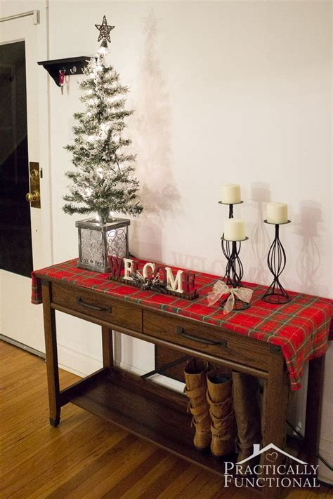 entryway decor 25 best ideas about christmas entryway on pinterest