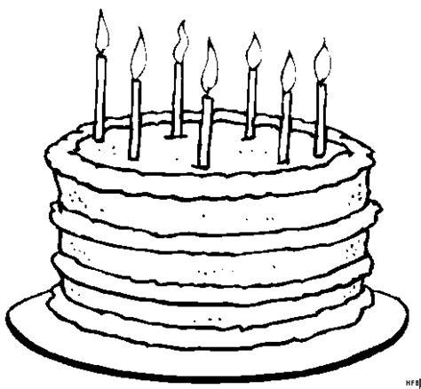 malvorlagen kuchen kuchen mit kerzen ausmalbild malvorlage comics