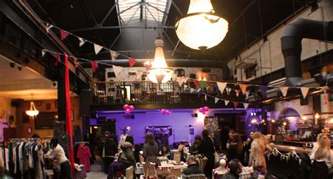 Tooting Tram Shed by Craft Fair Review Hill Market