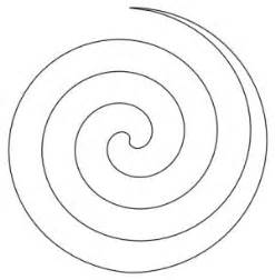 Spiral Tree Template by Spiral