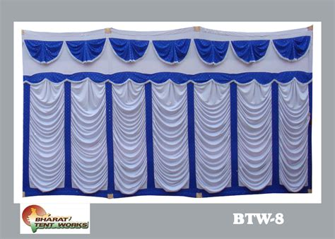 8 foot curtains bharat tent works side curtain 8 ft height design