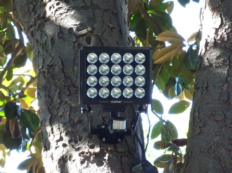 Best Outdoor Security Lighting Global Security Experts Announces New Led Outdoor Security Light Ledinside