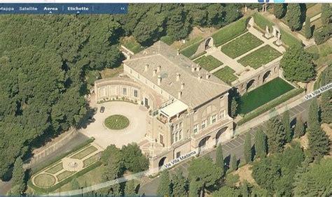 Domus Raffaello Rome Italy Europe villa madama near rome italy designed by the great