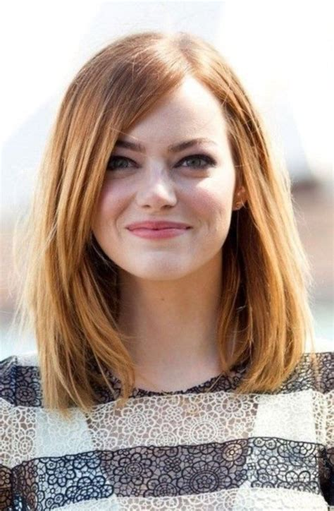mid length hairstyles for the older person 25 best ideas about round face bob on pinterest round
