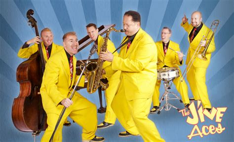 whats a swing club the jive aces