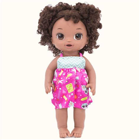 Murah Baby Alive Ready For School Baby Doll mixed race children s toys picked selection mixedstreets