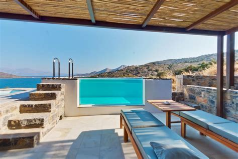 accommodation crete elounda luxury hotel elounda
