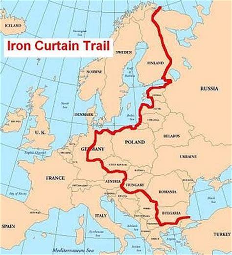 map of the iron curtain wwii letters to wilma 17 july 1945