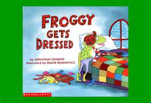 froggy gets dressed by jonathan london grandma annii s storytime youtube