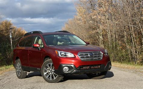 2016 subaru outback 3 6 review 2016 subaru outback 3 6r limited the nonconformist review
