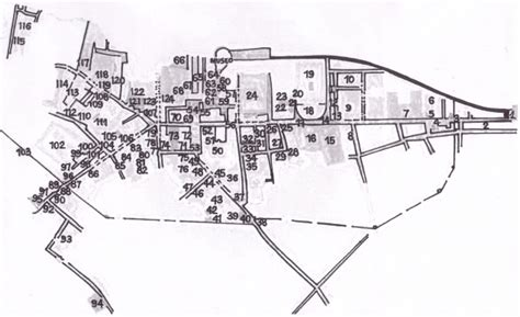 regio i insula xi domus del tempio rotondo i xi 2 3 ostia