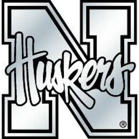 Husker Coloring Pages free coloring pages of huskers