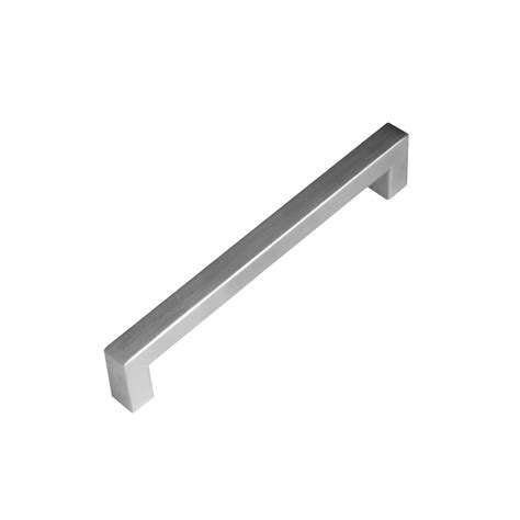 Kitchen Cabinets Bunnings by Kaboodle 128mm Brushed Stainless Steel Bar Kitchen Door Handle