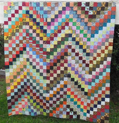 Bargello Quilt Quilting By Celia Scrappy Bargello Quilt Top And Aqc 2016