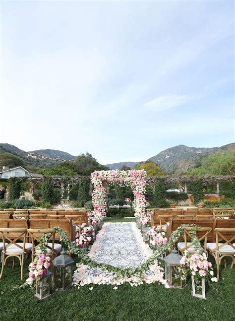 outdoor wedding aisle elizabeth designs wedding ideas 10 ways to decorate your ceremony aisle