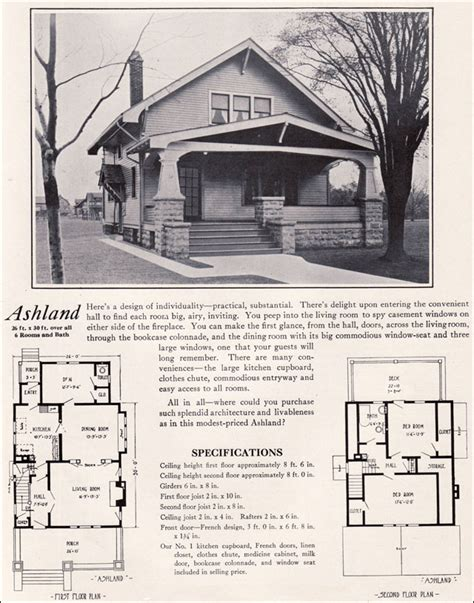 1920 house plans modern 1920s bungalow 1922 bennett homes better built