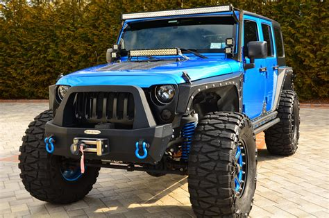 2015 Custom Jeep Wrangler Rennlist Porsche Discussion
