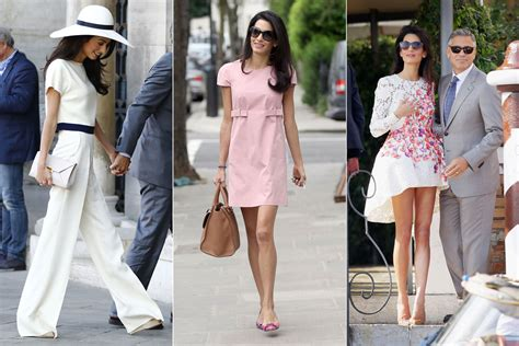 5 With Great Style by Amal Style Clooney Quotes