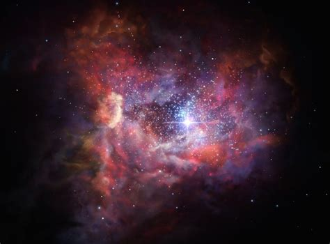 imagenes universo estelar stardust sheds light on 1st stars space earthsky