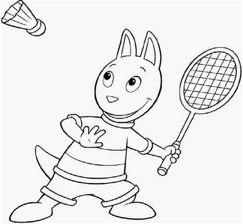 Backyardigans Halloween Coloring Pages | backyardigans halloween coloring pages