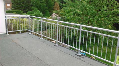 balkongeländer stahl balkongel 228 nder stahl smela metallbau