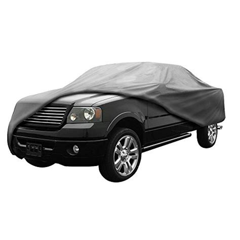 waterproof truck bed cover empirecovers 5 layer waterproof truck cover fits 228 in