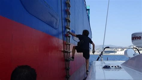 pilota porto porto di genova mini reportage professione pilota