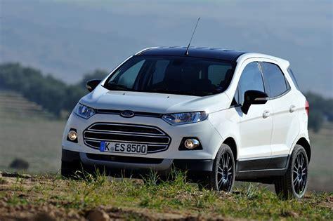 al volante ford ecosport al volante ford ecosport 2016 marca