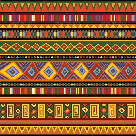 tribal ethnic pattern ethnic colorful pattern africa art africa art africa