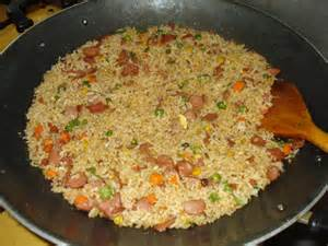 fried rice recipe dishmaps