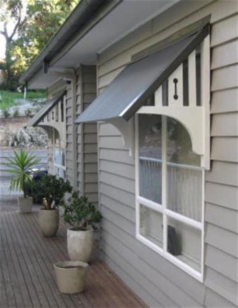 timber window awnings all things timber window awnings