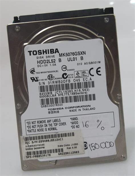 Hardisk Eksternal 500gb Di Malang jual hdd 2 5 quot 500gb toshiba jual beli laptop bekas