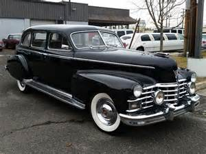 1943 Cadillac For Sale 1943 Cadillac Fleetwood Information And Photos Momentcar