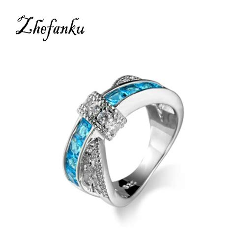 fashion cross finger ring for lady luxury hot princess