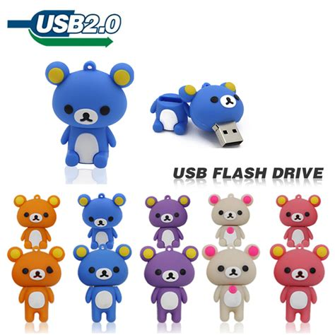Usb Flashdisk Rilakuma Celemekapron 4gb rilakkuma flash drive reviews shopping rilakkuma