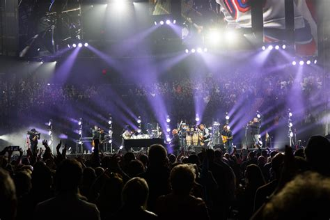 The In Concert At Square Garden Backstage by Kevin Spacey Guests At Billy Joel S 86th Lifetime Msg Show