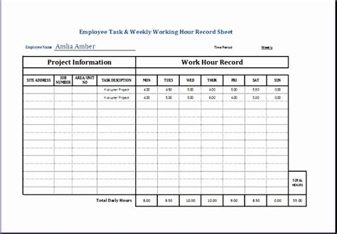 employee expense report exceltemplates exceltemplates