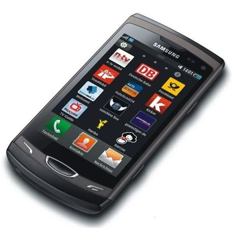 Hp Samsung S8530 Wave 2 samsung wave ii s8530 review specifications design and user interface