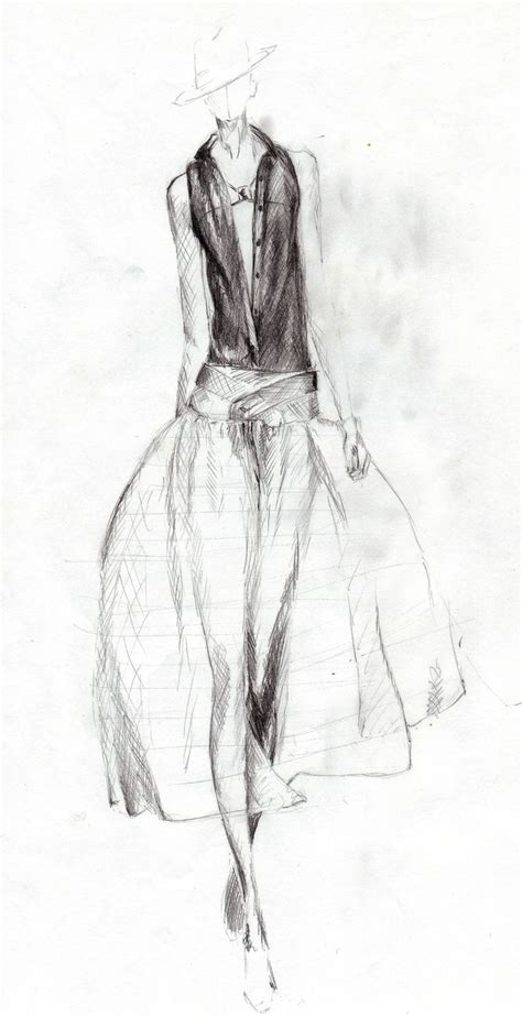 model drawing 67 best images about my drawings from fashion school on