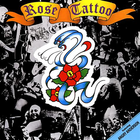 rose tattoo album fanart fanart tv