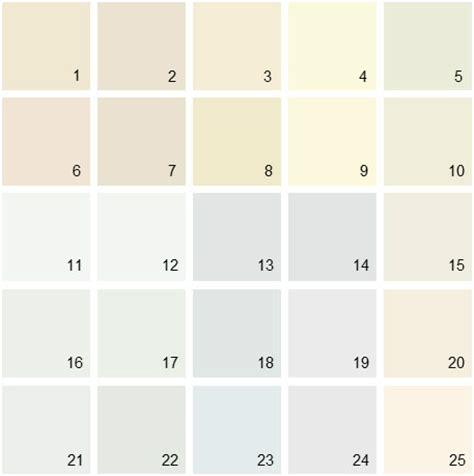 benjamin color palettes benjamin paint colors white palette 04 house