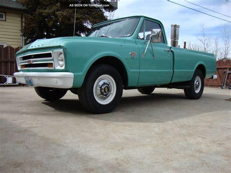 Toyota 3 4 Ton Truck 1967 Chevrolet C10 C20 2500 Truck Rat Rod 3 4