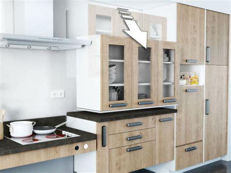 hauteur des meubles haut cuisine une cuisine mobile 233 volutive you