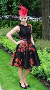 Garden Attire Uk Pixie Lott Lowers Hemline To Pass Royal Enclosure
