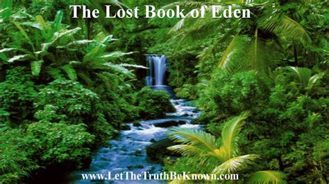 eden lost  happened  adam eve  eden