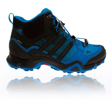 Adidas Sport Rubber Black Blue adidas terrex r mid mens blue black tex