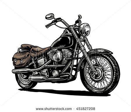 Tank Top Low Rider 2 Putih chopper stock images royalty free images vectors