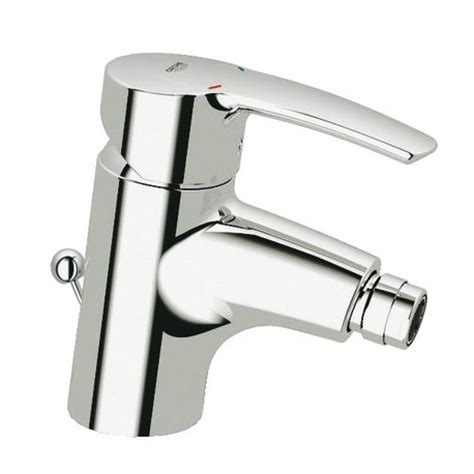mitigeur bidet grohe robinetterie mitigeur classique eurostyle grohe 872001