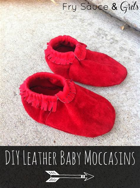 diy leather baby moccasins diy leather baby moccasins tutorials future baby and